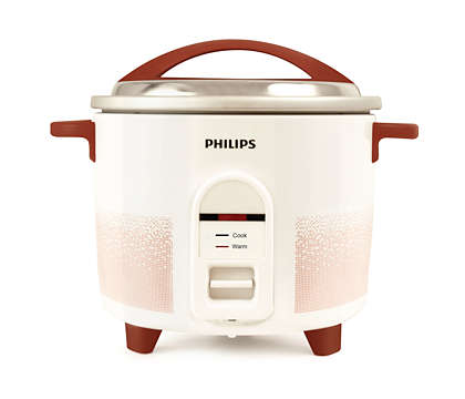 Philips HL1663/00 1.8-Litre Electric Rice Cooker